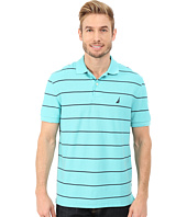 Nautica - Short Sleeve Stripe Deck Polo