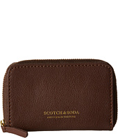 Scotch & Soda - Leather Coin Wallet