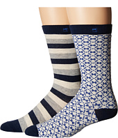 Scotch & Soda - 2-Pack Classic Socks in Colorful Pattern
