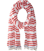 Scotch & Soda - Structured Scarf with Short Fringes