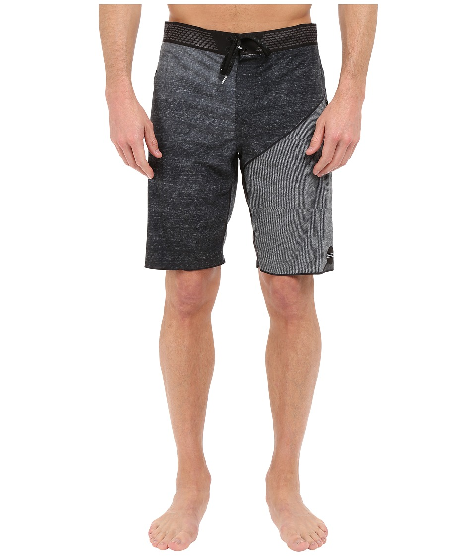 ONeill Hyperfreak Hydro Boardshorts Black Mens Swimwear