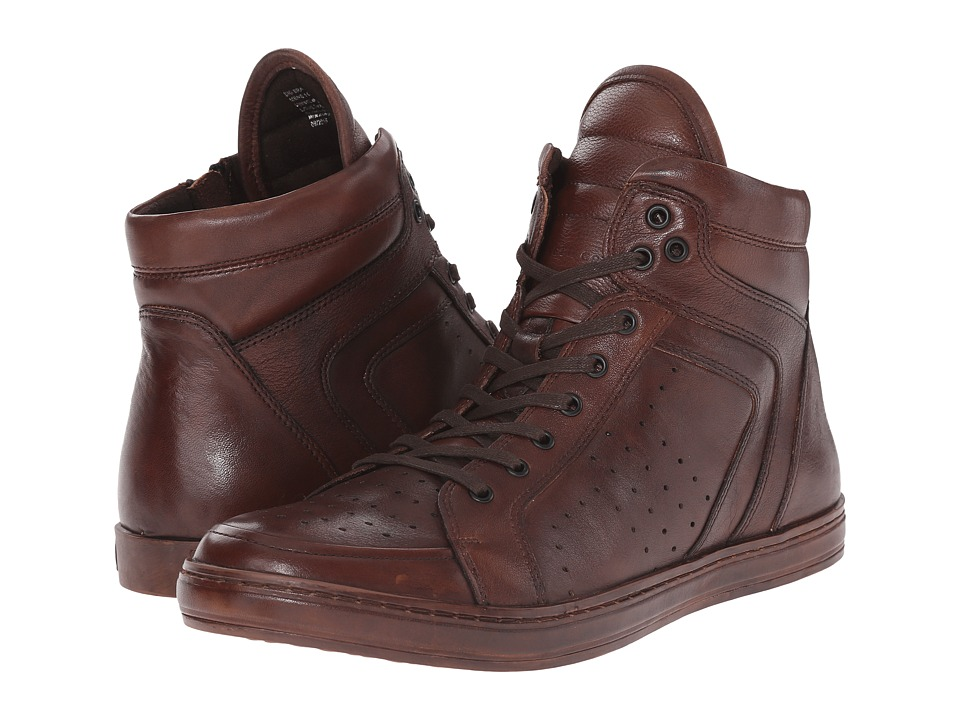 Kenneth Cole New York Big Brand Brown Mens Lace up casual Shoes