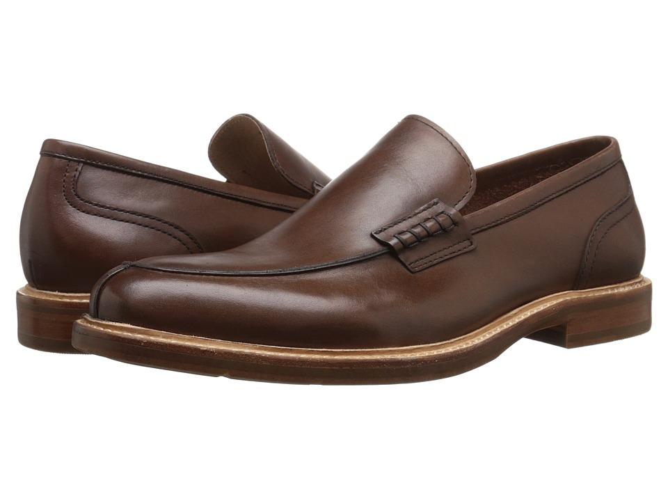 Kenneth Cole New York Bud Get Brown Mens Slip on Shoes