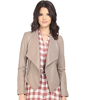 BB Dakota - Siena Soft Lamb Sharp Shoulder Leather Jacket