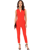 BB Dakota - Keegan Heavy Crepe Jumpsuit with Back Cut Out