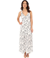 BB Dakota - Zana Shards Printed Hammered Crepe Maxi