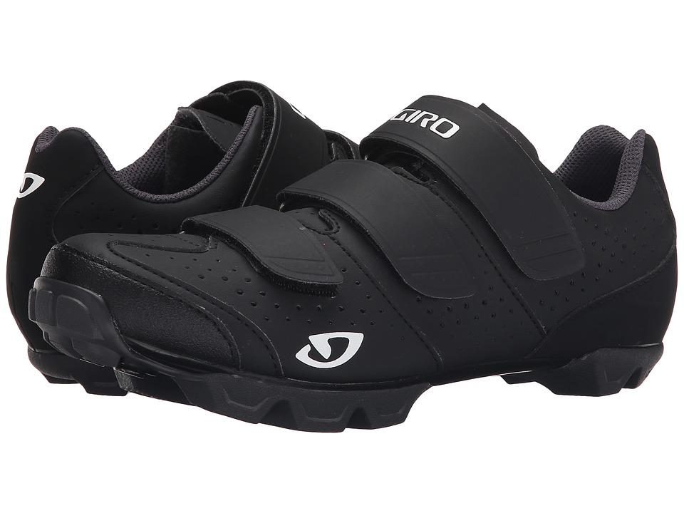 Giro Riela R Black/Charcoal Womens Cycling Shoes