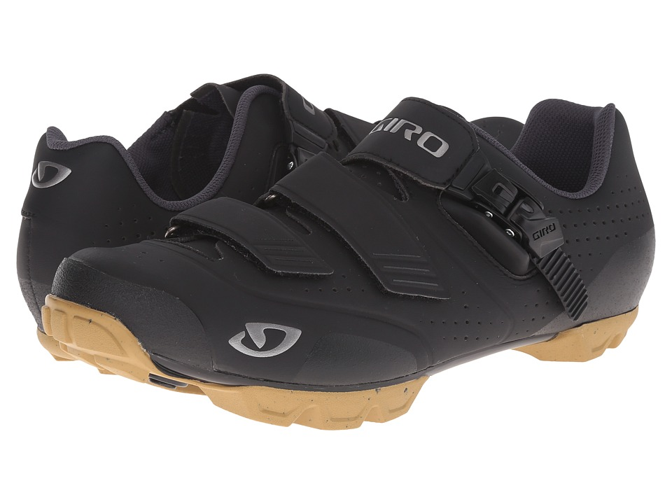 Giro Privateer R Black/Gum Mens Cycling Shoes
