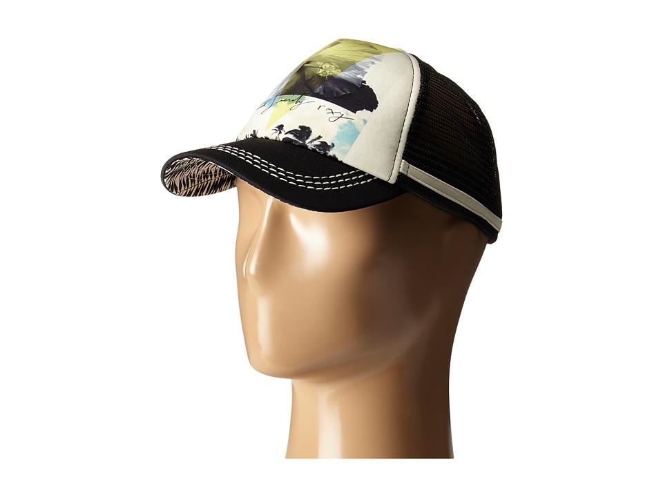 Roxy Dig This Cap True Black Caps