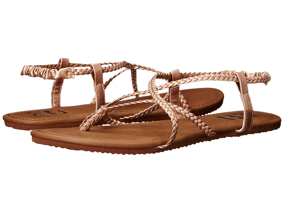 Billabong - Crossing Over (Rose Gold Multi 1) Women's Sandals