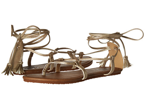 Billabong Around the Sun Sandal - Rose Gold Multi