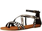 Golden Tidez Sandal