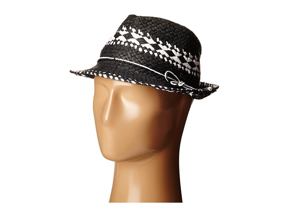 Roxy Big Swell Fedora Dark Midnight Fedora Hats