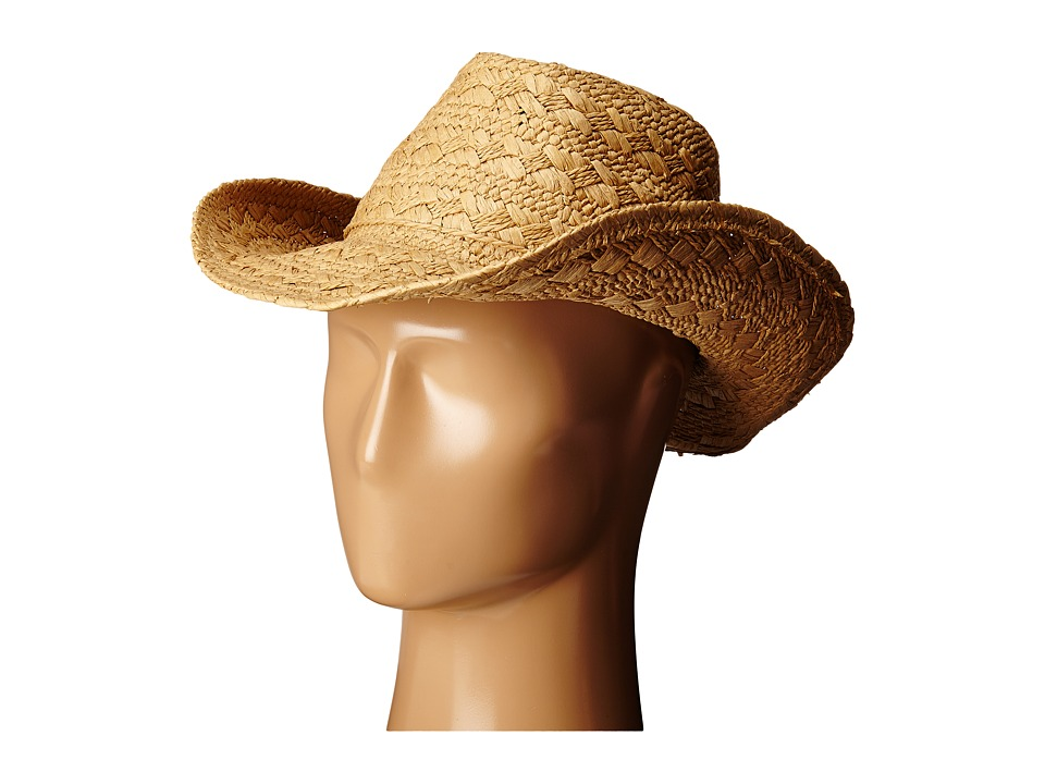 Roxy Cowgirl Straw Hat Lark Traditional Hats