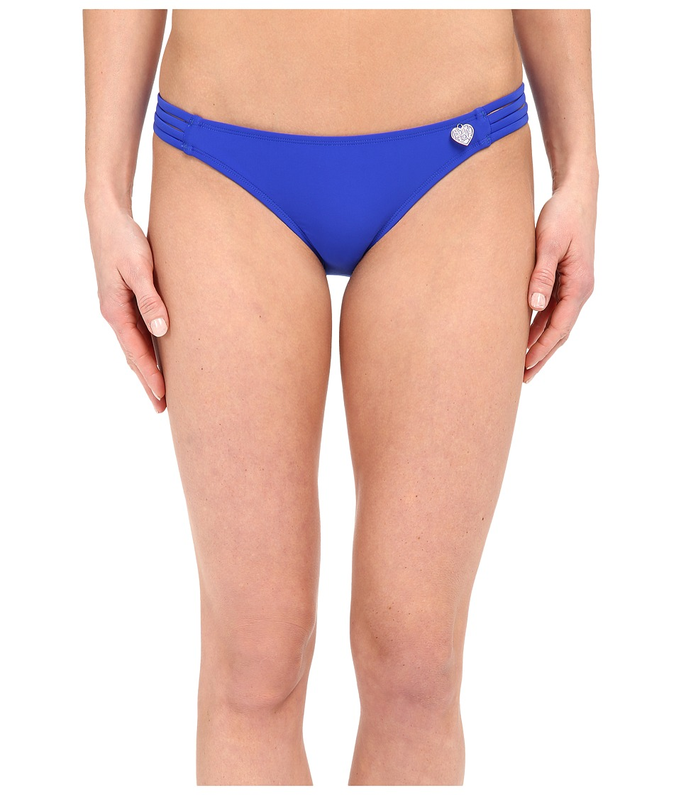 Body Glove - Smoothies Flirty Surf Rider Bottom (Abyss) Womens Swimwear