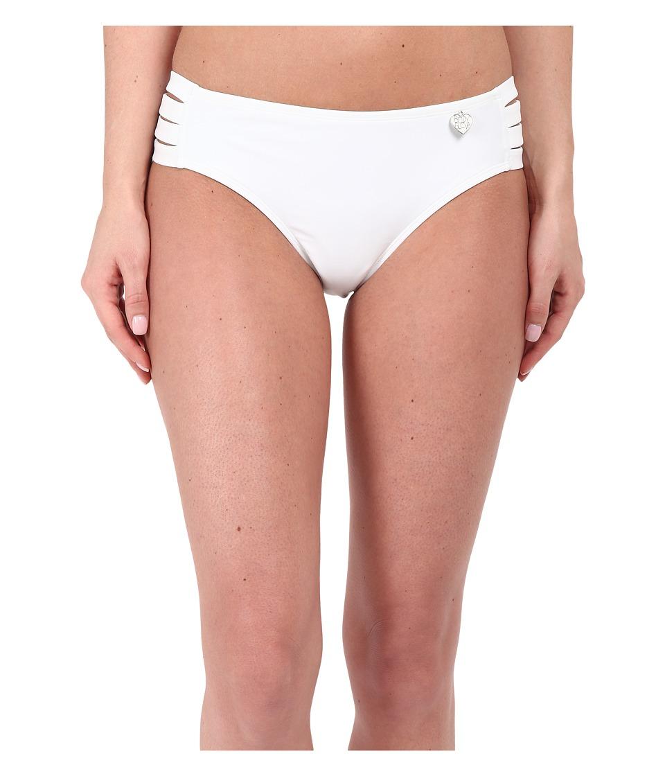 Body Glove Smoothies Nuevo Contempo Bottoms (White) Women