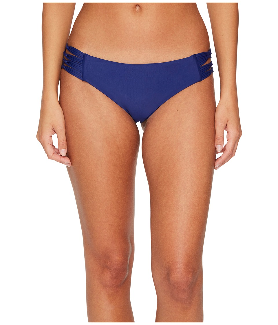 Body Glove Smoothies Ruby Low Rise Bottom (Midnight) Women
