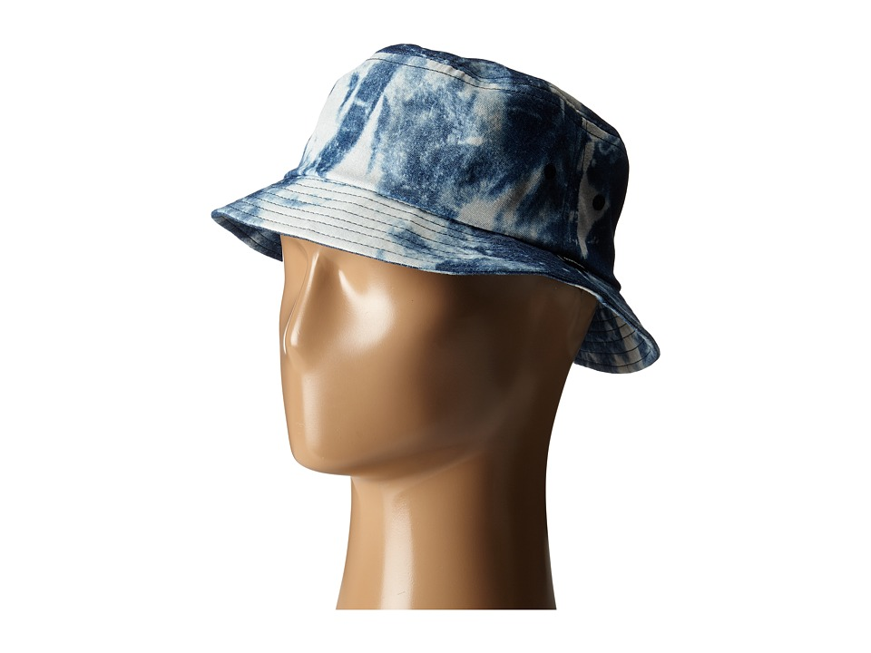 Quiksilver Simple Times Bucket Cap Navy Blazer Bucket Caps