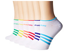 adidas - Superlite 6 Pair No Show Socks