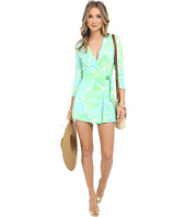 Lilly Pulitzer - Karlie Wrap Romper