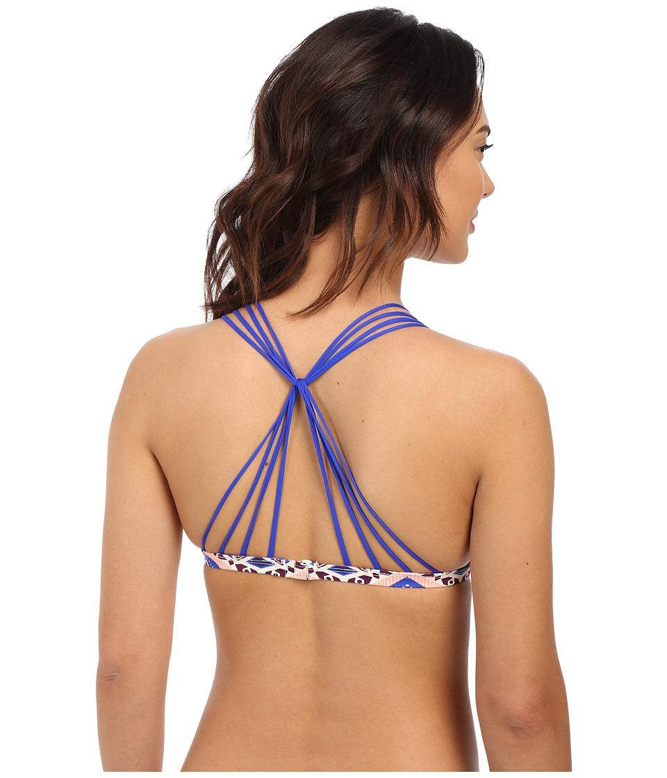 Body Glove Byron Bay Flare Triangle Top Abyss Womens Swimwear