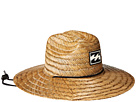 Billabong Bazza Straw Lifeguard Hat
