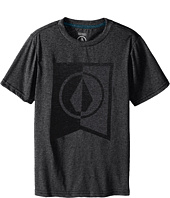 Volcom Kids - Elite Short Sleeve Shirt (Big Kids)