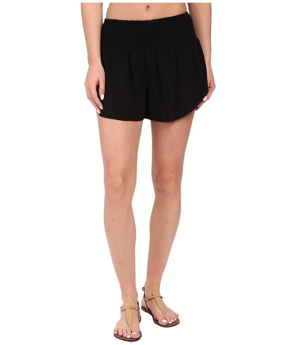 Body Glove Eve Cover Up Black Womens Shorts
