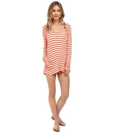 Body Glove Val L/S Tunic Cover-Up