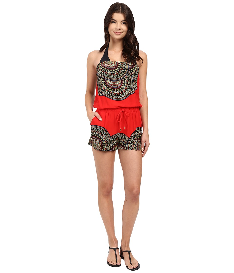 Body Glove Brooke Cover Up Fuego Womens Swimsuits One Piece