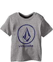 Volcom Kids - Fade Stone Short Sleeve Shirt (Toddler/Little Kids)
