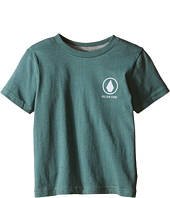 Volcom Kids - Move On Short Sleeve Shirt (Toddler/Little Kids)