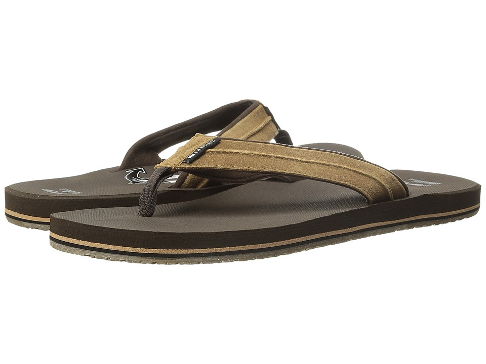 Billabong - All Day Impact Lux Sandal (Brown) Men's Sandals