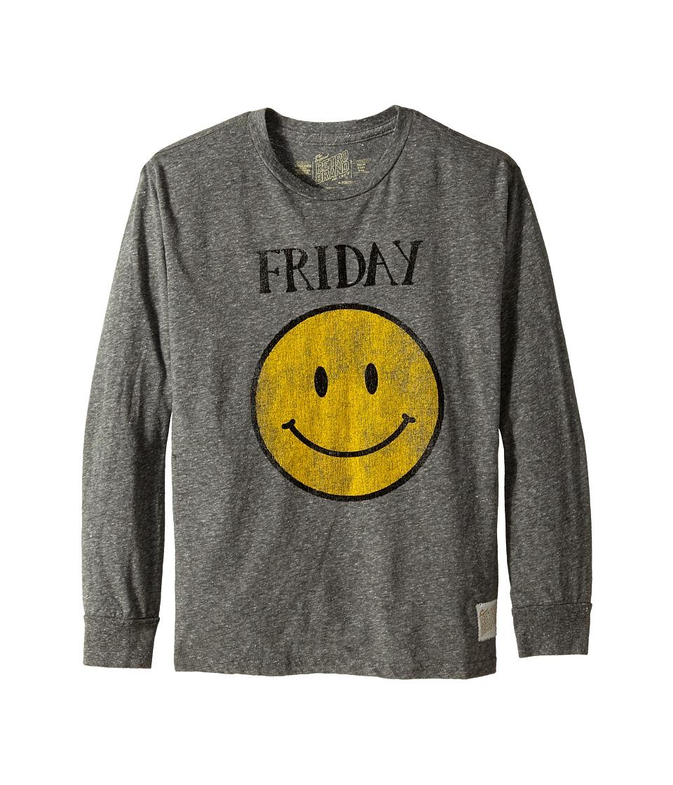 The Original Retro Brand Kids - Friday Long Sleeve Shirt
