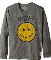 The Original Retro Brand Kids - Friday Long Sleeve Shirt (Big Kids)