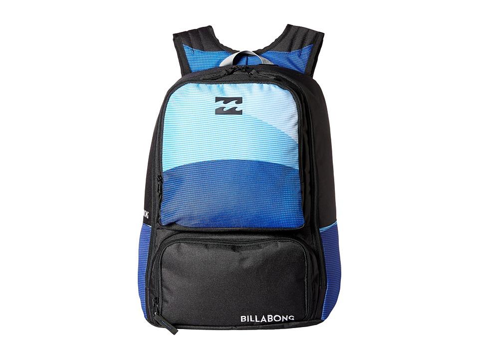 Billabong - Juggernaught Backpack (Indigo) Backpack Bags