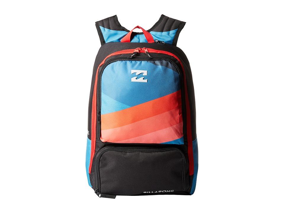 Billabong - Juggernaught Backpack (Overcast) Backpack Bags
