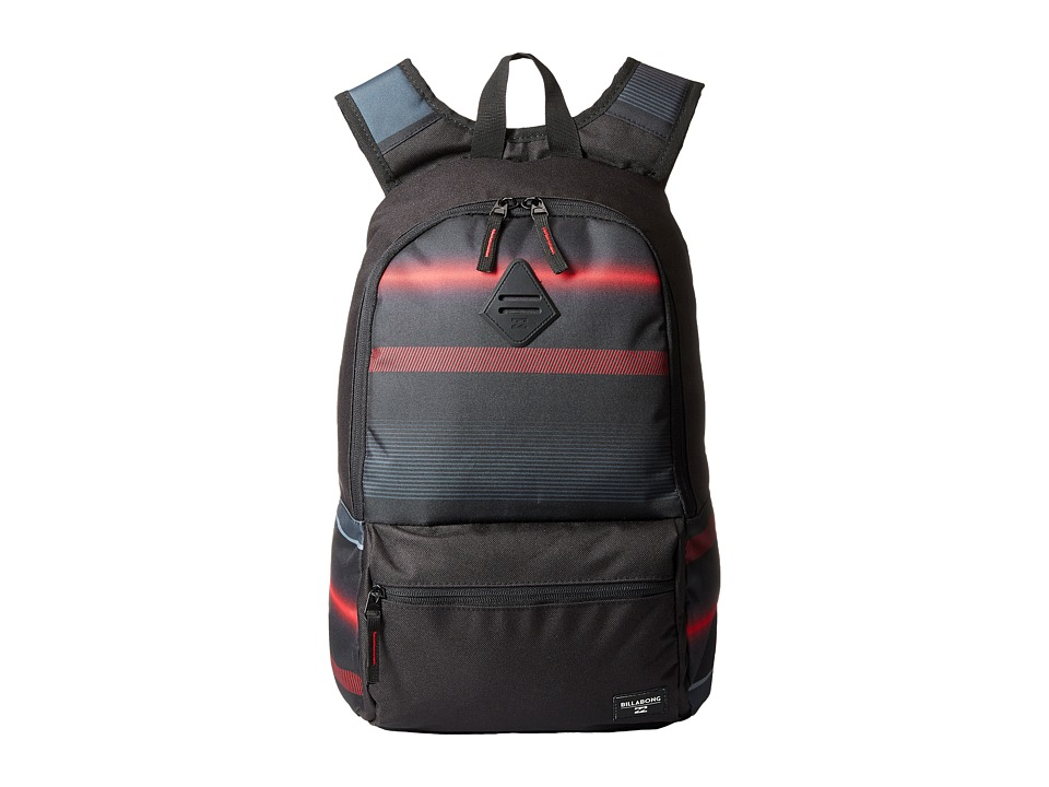 Billabong - Atom Backpack (Black 2) Backpack Bags
