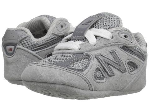 New Balance Kids 990v4 (Infant) - Grey/Grey