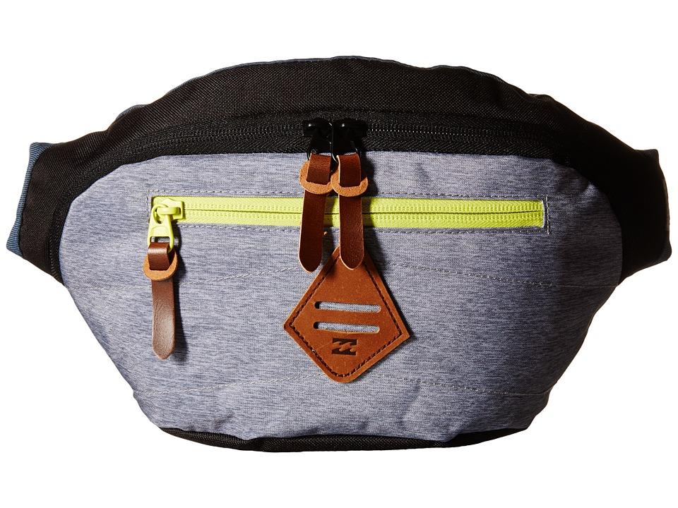 Billabong - Java Waistpack (Steel) Bags