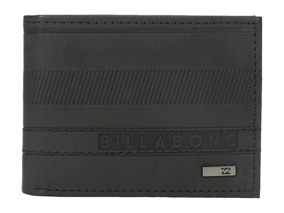 Billabong - Vacant Wallet (Black) Wallet Handbags