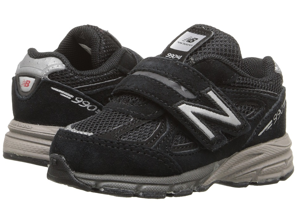 New Balance Kids KV990v4 (Infant/Toddler) (Black/Black 2) Boys Shoes