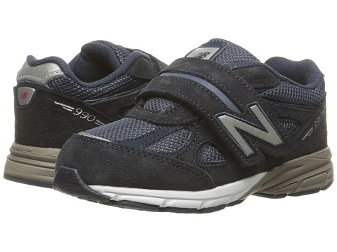 New Balance Kids KV990v4 (Infant/Toddler) - Navy/Navy 2