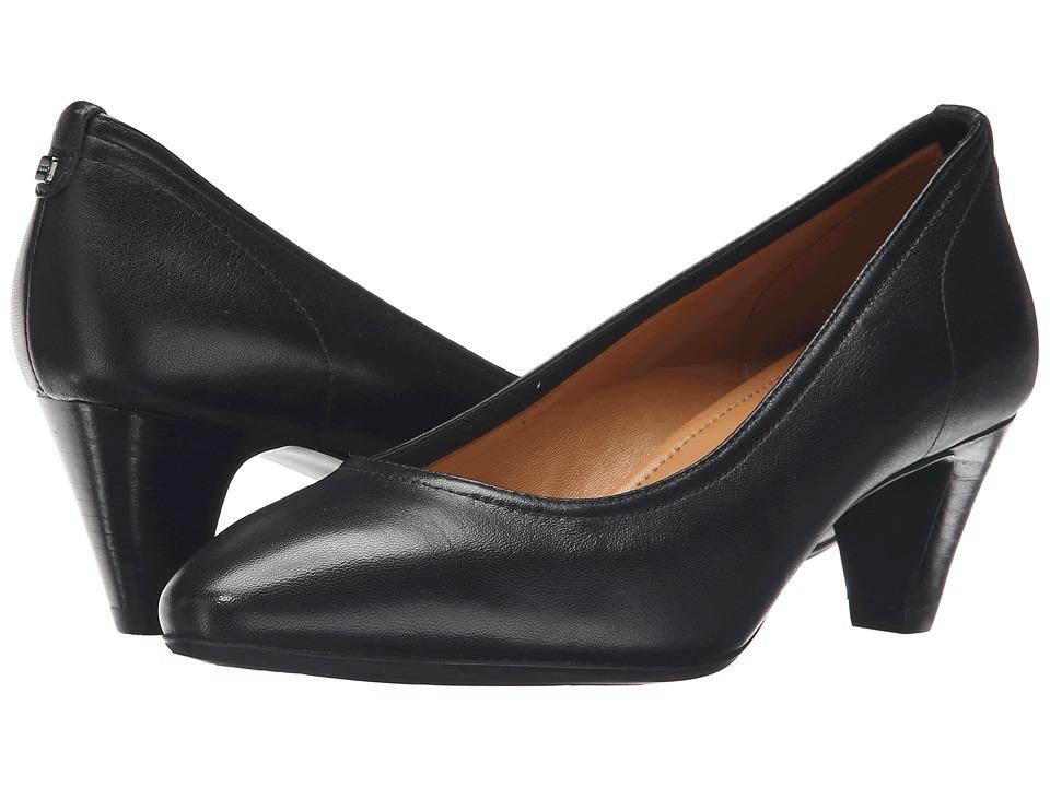 ECCO Altona Pump (Black 2) High Heels