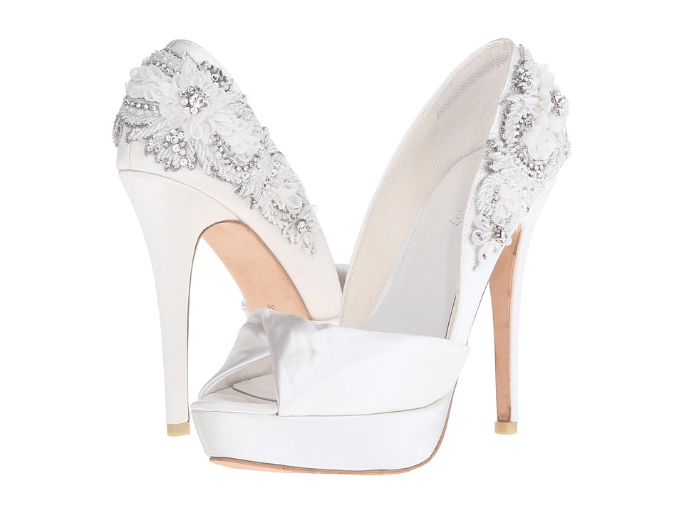 Menbur Narke Ivory Womens Shoes