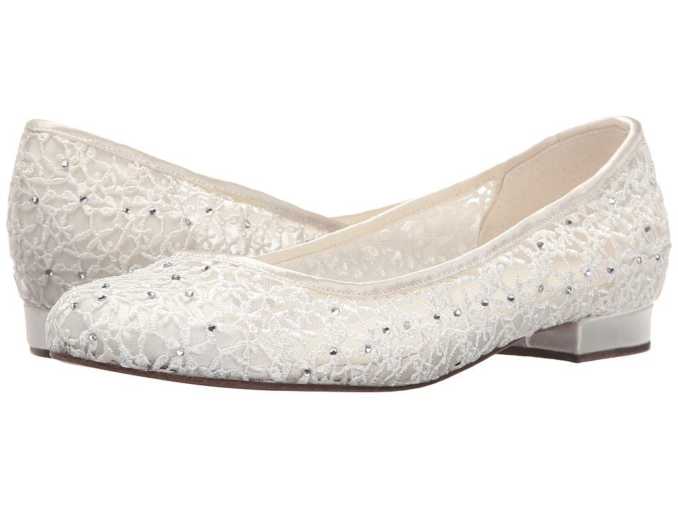 Menbur Manderley Ivory Womens Shoes