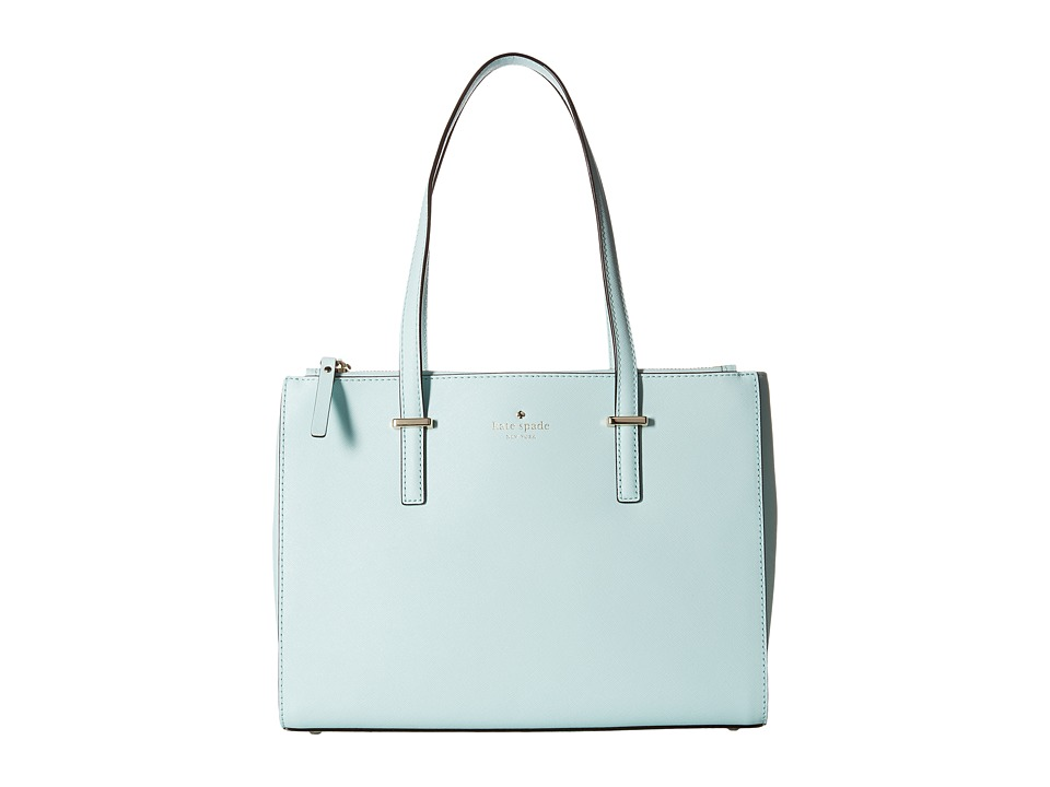 Kate Spade New York Cedar Street Small Jensen Grace Blue Tote Handbags