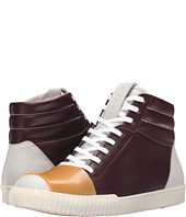 MARNI - High Top Leather Sneaker