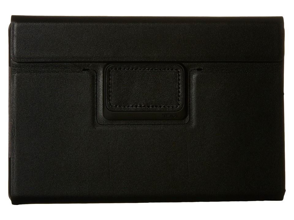 Tumi - Rotating Folio Case for iPad Mini (Black) Computer Bags