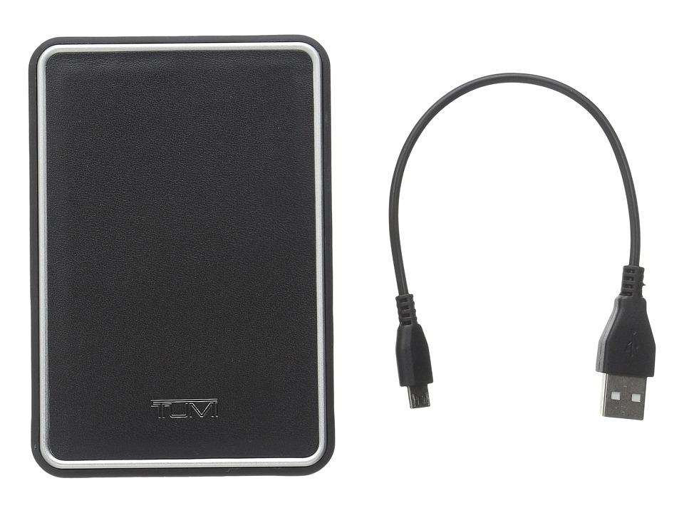 Tumi 8000 mAh Smart Powerbank Aluminum Wallet